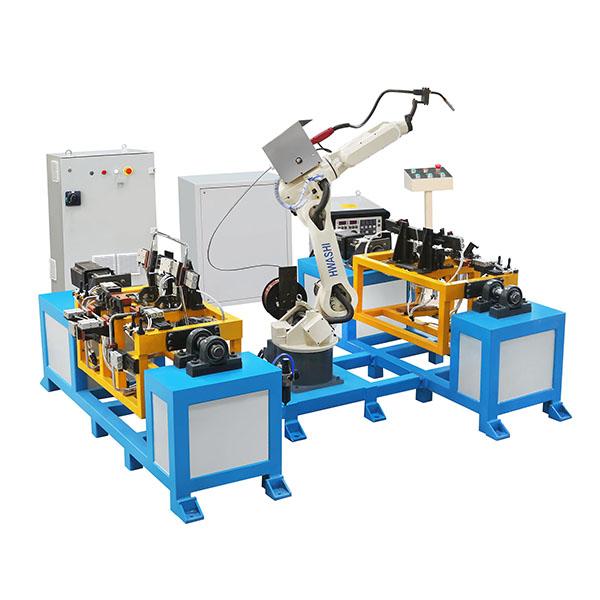 不锈钢椅架二保焊接机器人