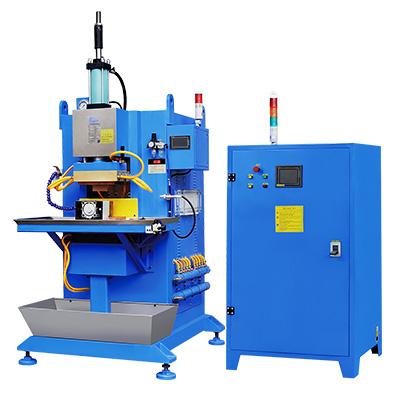 WL-HT-MF500K 大功率銅箔導電帶分子擴散焊機