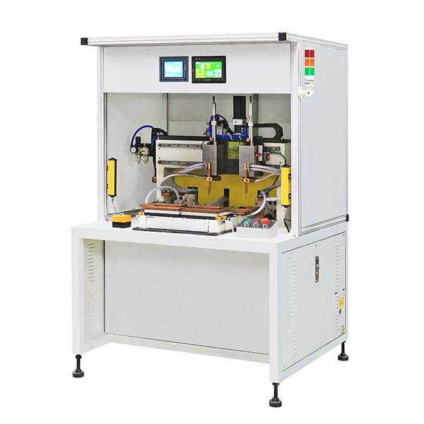 開關導線CNC自動移動焊機