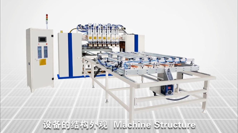华士带您了解机床行业焊接技术的发展