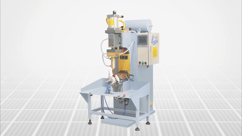 中頻焊機焊接行業專業標準