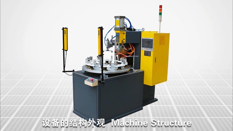 螺母凸焊機的配件介紹