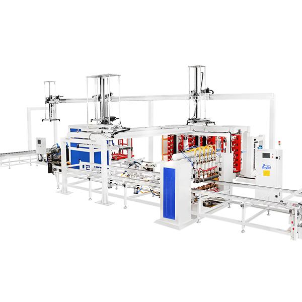 IBC噸桶成套焊接設備、焊接生產線