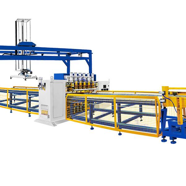 IBC噸桶框架焊機