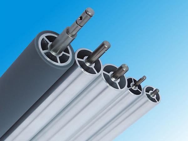 复印机三叉管铝轴芯