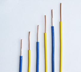 銅芯聚氯乙烯絕緣連接軟電線