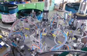 全自动组装智能化一体机(适用于电流超载保护器产品)