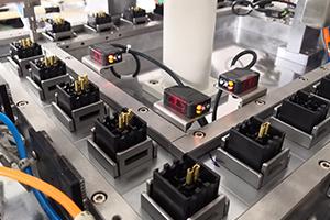 美式插座自动组装机