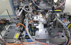 智能检测全自动化设备 (适用CNC加工零件特定尺寸全检)