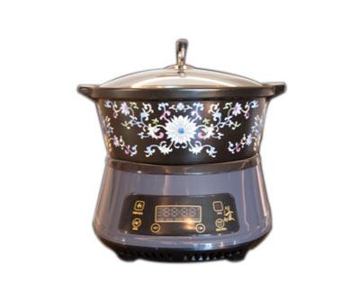 珐琅彩纯陶瓷多功能蒸汽锅 价格:399元