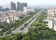 惠民大道沥青罩面工程