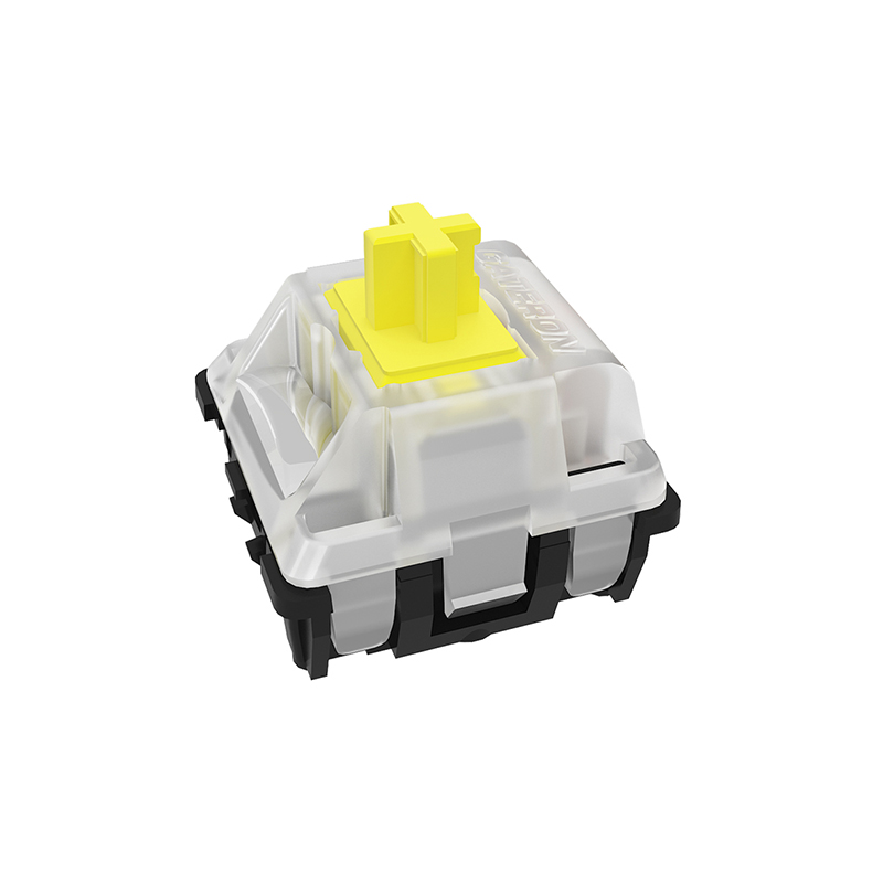 KS-15機械鍵盤光黃軸