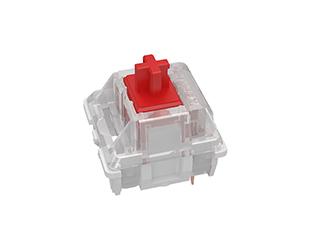 全新GATERON佳達隆KS-9貼片RGB機械鍵盤紅軸體開關鍵圈客制化按鍵