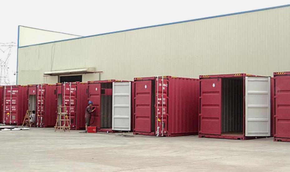 集装箱货柜