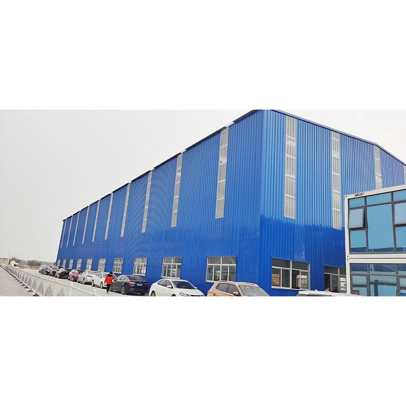 深圳钢结构厂房