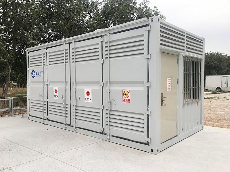集装箱机电房