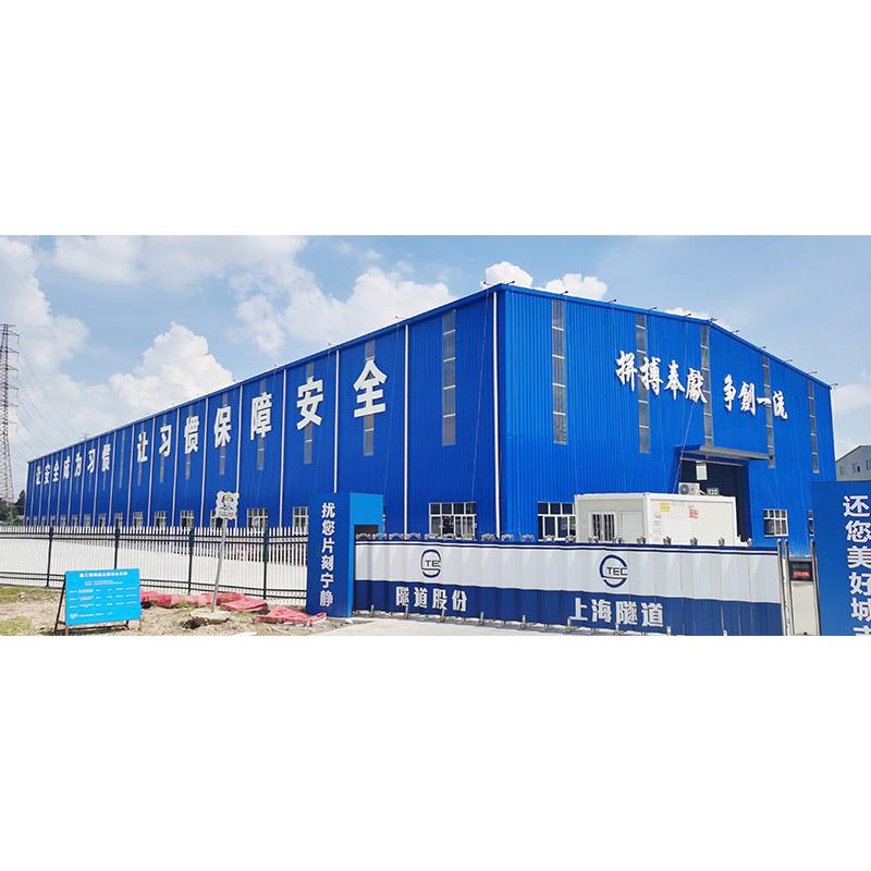 跨度20米钢结构厂房