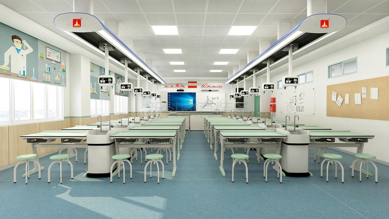 创新吊装生物实验室