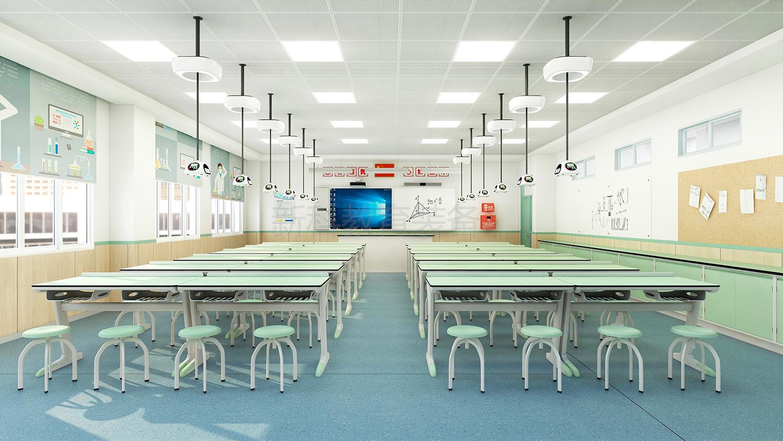 创新吊装物理实验室