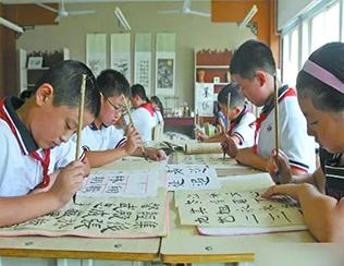 教育部:将书法课本列为国家教材,书法成绩纳入中高考系统!