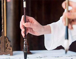 书法教室学习书法的术语:逆锋,蹲锋,金错刀,筋书,一笔书