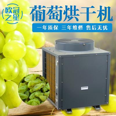 欧冠葡萄干烘干机