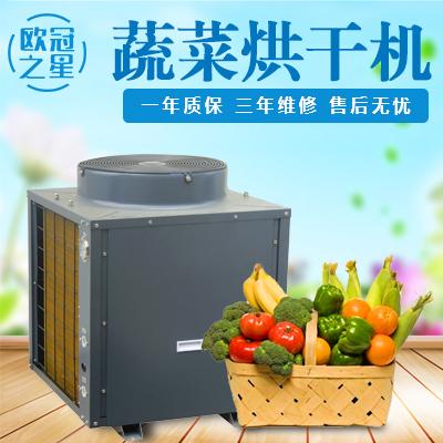 热泵蔬菜烘干设备
