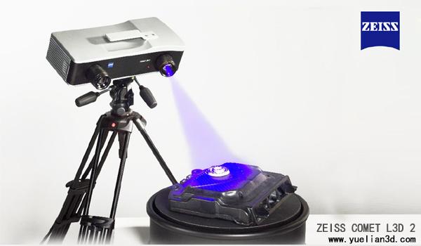 三维扫描仪贴点技巧