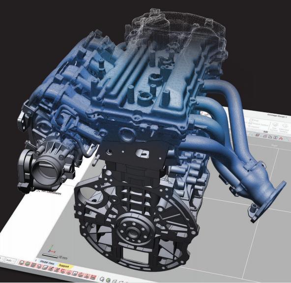 Geomagic Design X逆向工程软件