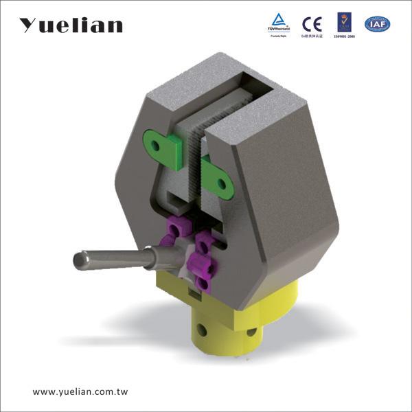 YG-T004C 2吨楔形夹具-60