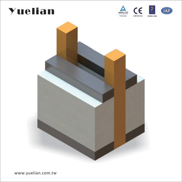 YG-U001 灌缝胶低温拉伸试验夹具