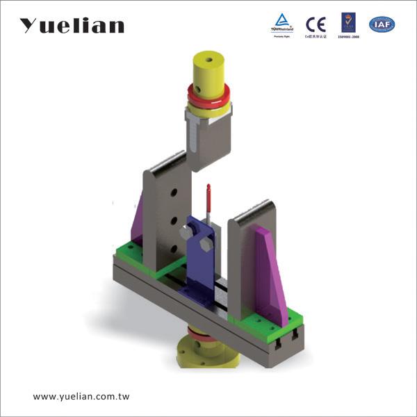 YG-C001A 三点抗弯夹具