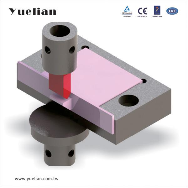 YG-C006 压锁舌夹具