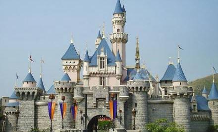 迪士尼乐园:童年天堂的设计真相