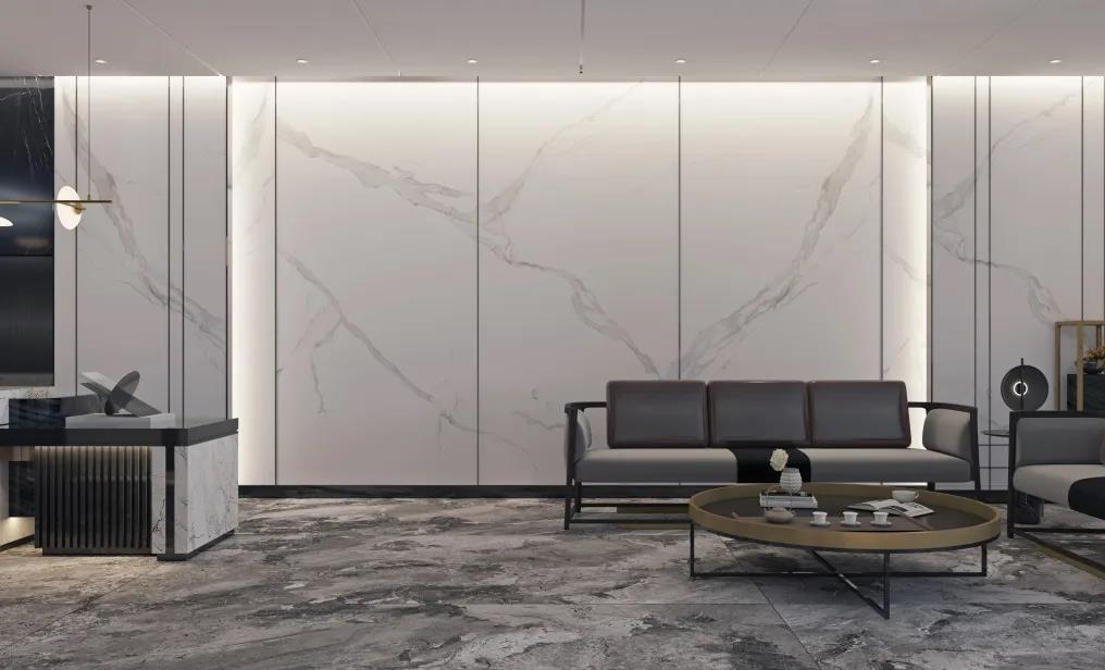 石材的极致应用,彰显室内空间的个性效果
