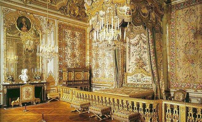 室内设计史 | 洛可可,女人的浪漫史诗