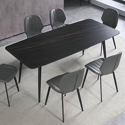 RT884DT 意式岩板餐桌