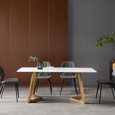 RT891DT 意式岩板餐桌