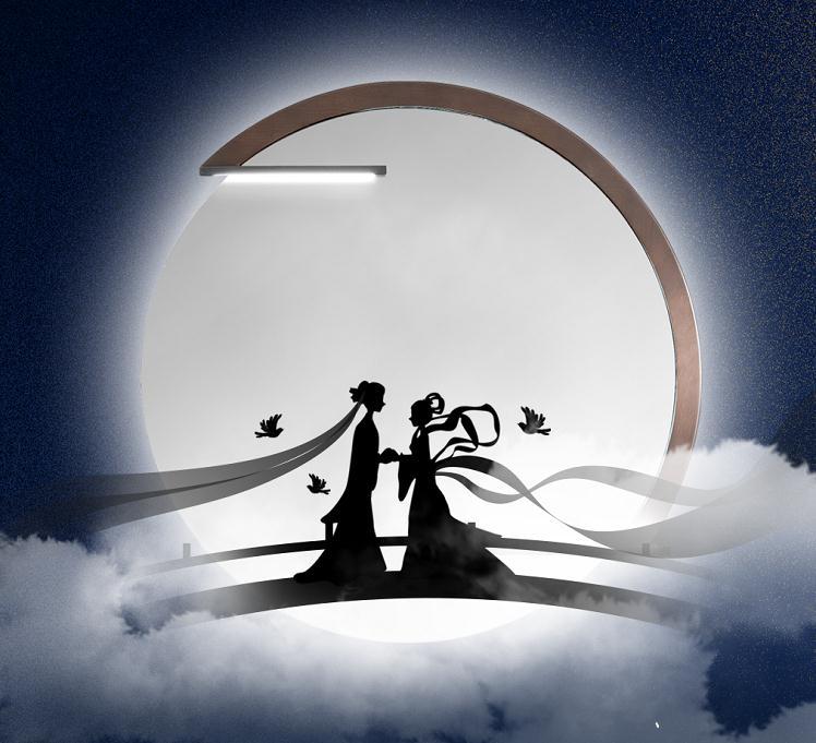相爱七夕 | 心会知道灵犀的方向