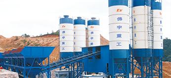 气路系统是混凝土搅拌站动作的执行装置