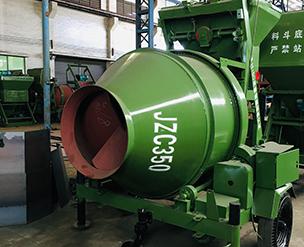 JZC350D-双锥搅拌机