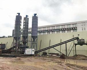 WCB800T-稳定土厂拌设备
