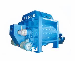 JS1500-双卧轴强制搅拌机