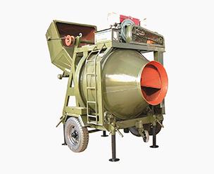 JZC350B-双锥搅拌机