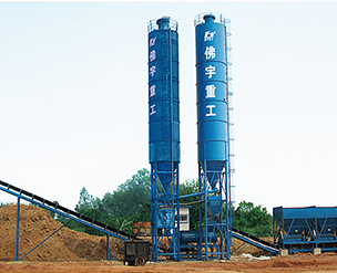 WCB600T-稳定土厂拌设备