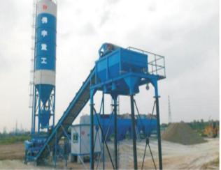WCB400稳定土厂拌设备