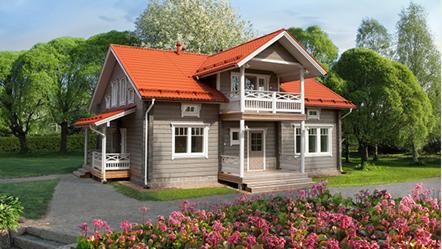 移动木屋也需要保养,让你的木屋焕然一新