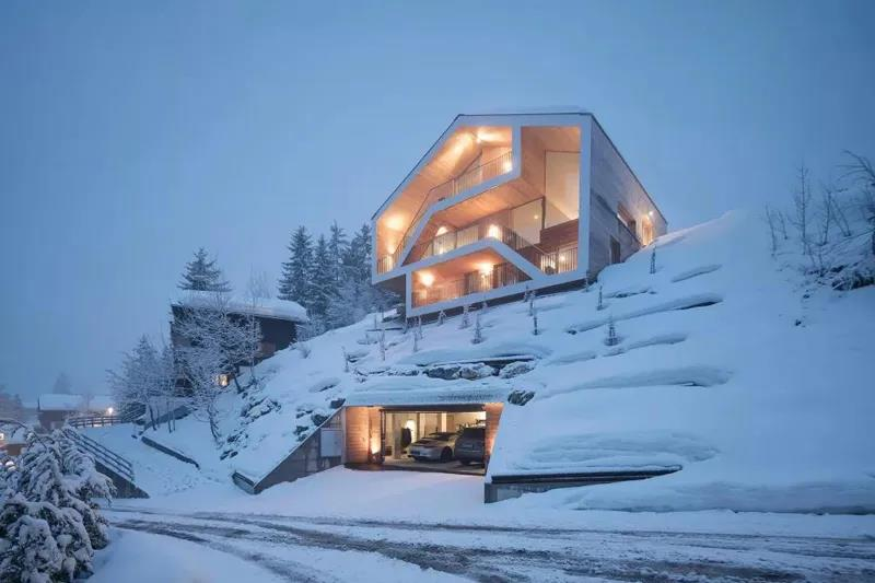 木屋定制的主要四种建造风格,你理想中的是哪一种?