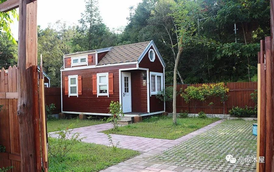 项目案例   梅州 · 丰顺木屋