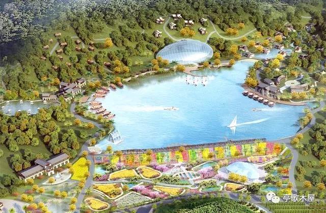 项目案例   增城 · 莲塘印象